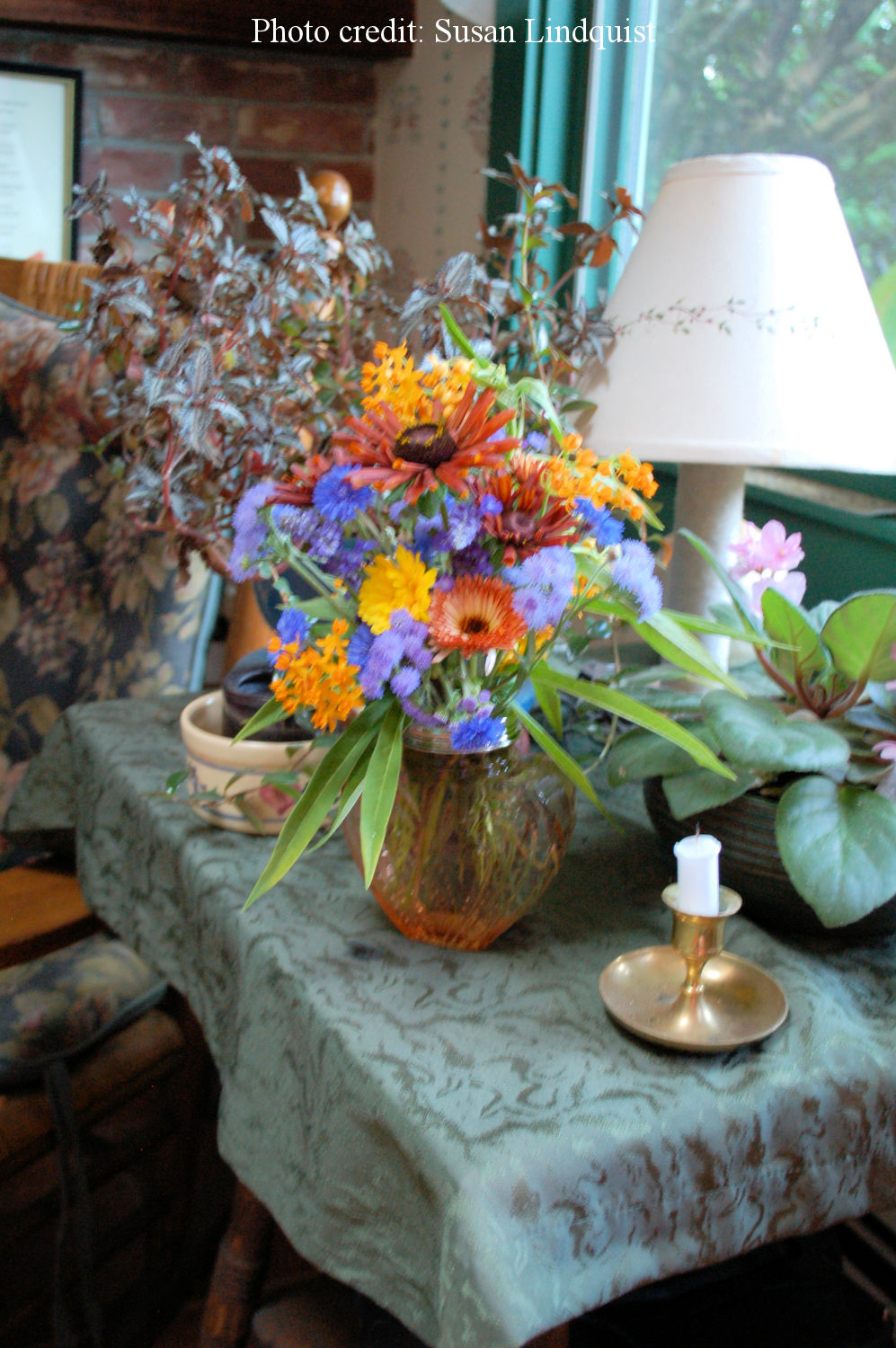 Flowershare amazing flower farm bouquet by susan lindquist izmirmasajfo